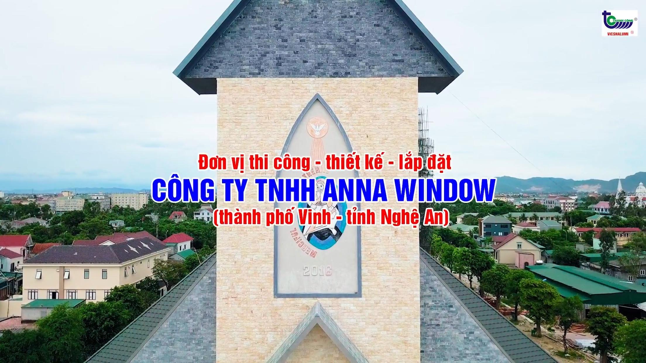 Nhà Thờ Giáo Xứ Yên Đại-Tp.Vinh-Nghệ An(tổng diện tích hơn 1HA)