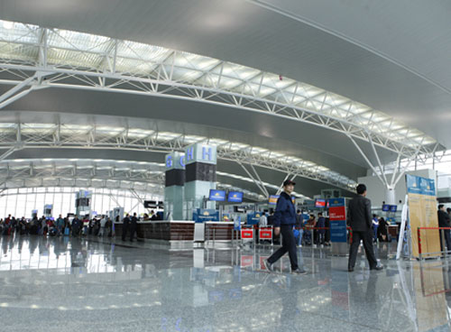 Nhà ga T1 - Cảng Hàng Không Quốc Tế Nội Bài