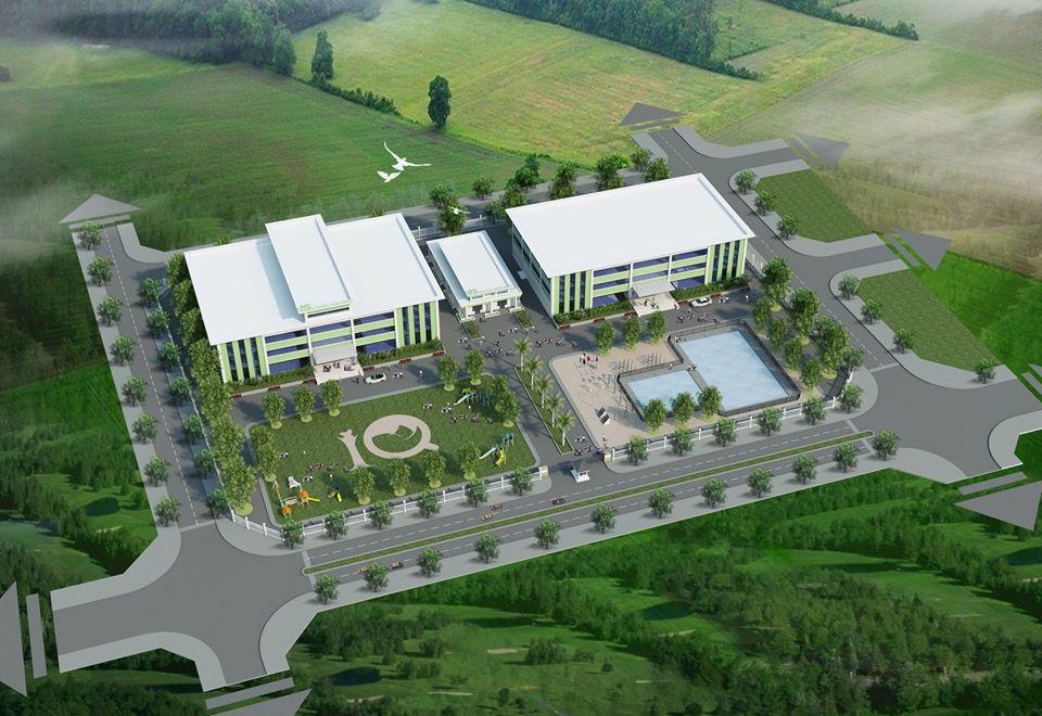 Trường Liên cấp Quốc Tế IQ School Ninh Bình